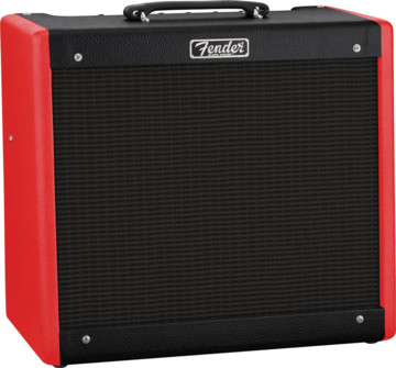 "Fender® Blues Junior ™ III ""Red Nova Two-Tone"""