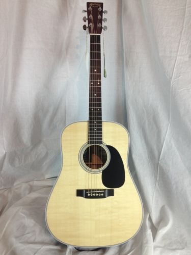 Martin D-Cherry Acoustic Guitar